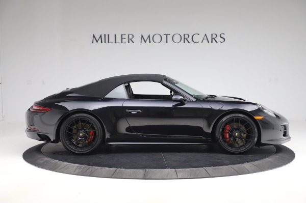 Used 2018 Porsche 911 Carrera 4 GTS for sale $137,900 at Pagani of Greenwich in Greenwich CT 06830 26