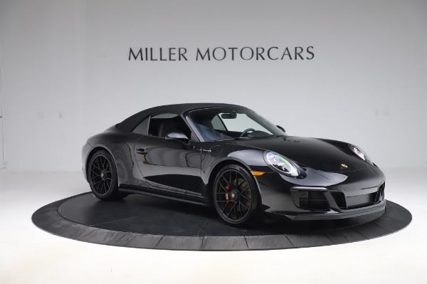 Used 2018 Porsche 911 Carrera 4 GTS for sale $137,900 at Pagani of Greenwich in Greenwich CT 06830 27