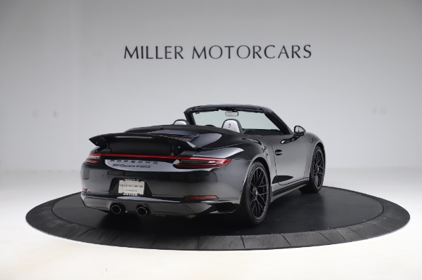 Used 2018 Porsche 911 Carrera 4 GTS for sale $137,900 at Pagani of Greenwich in Greenwich CT 06830 6