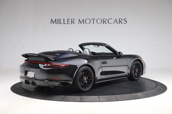 Used 2018 Porsche 911 Carrera 4 GTS for sale $137,900 at Pagani of Greenwich in Greenwich CT 06830 7