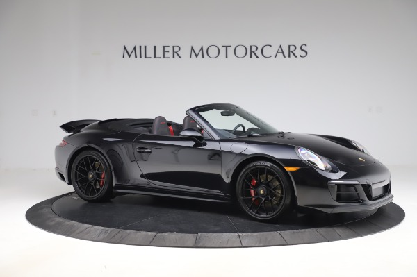 Used 2018 Porsche 911 Carrera 4 GTS for sale $137,900 at Pagani of Greenwich in Greenwich CT 06830 9