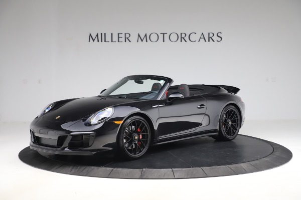 Used 2018 Porsche 911 Carrera 4 GTS for sale $137,900 at Pagani of Greenwich in Greenwich CT 06830 1