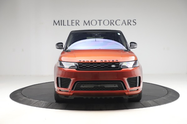 Used 2019 Land Rover Range Rover Sport Autobiography for sale Sold at Pagani of Greenwich in Greenwich CT 06830 12