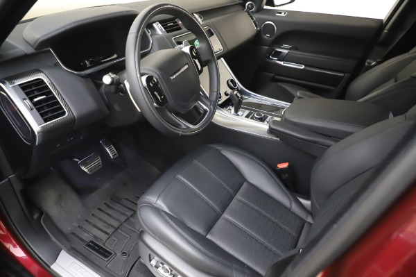Used 2019 Land Rover Range Rover Sport Autobiography for sale Sold at Pagani of Greenwich in Greenwich CT 06830 13
