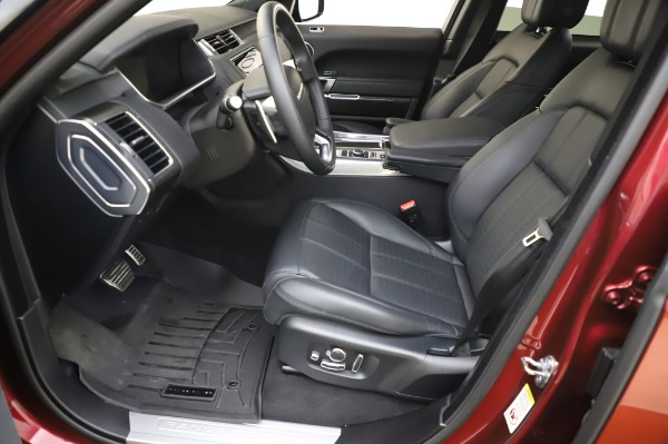 Used 2019 Land Rover Range Rover Sport Autobiography for sale Sold at Pagani of Greenwich in Greenwich CT 06830 14