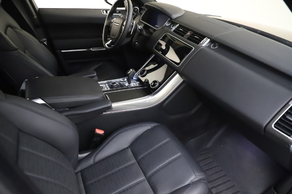 Used 2019 Land Rover Range Rover Sport Autobiography for sale Sold at Pagani of Greenwich in Greenwich CT 06830 19