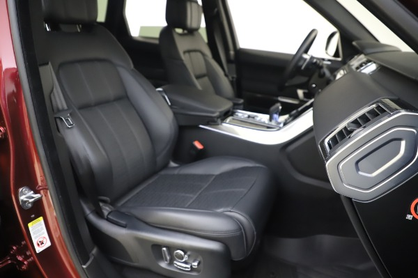Used 2019 Land Rover Range Rover Sport Autobiography for sale Sold at Pagani of Greenwich in Greenwich CT 06830 22