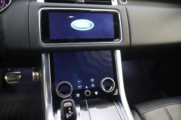 Used 2019 Land Rover Range Rover Sport Autobiography for sale Sold at Pagani of Greenwich in Greenwich CT 06830 26