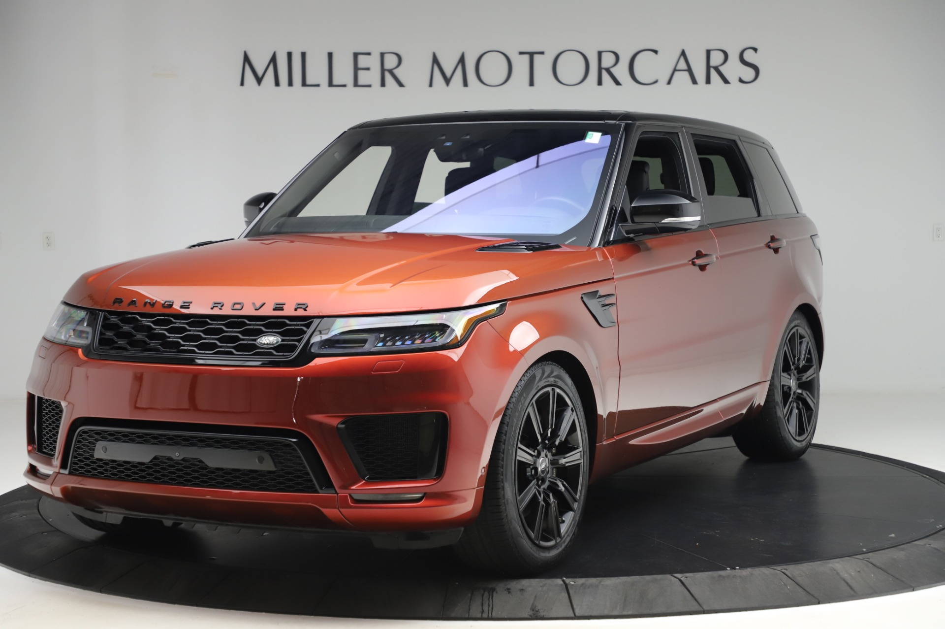 Used 2019 Land Rover Range Rover Sport Autobiography for sale Sold at Pagani of Greenwich in Greenwich CT 06830 1