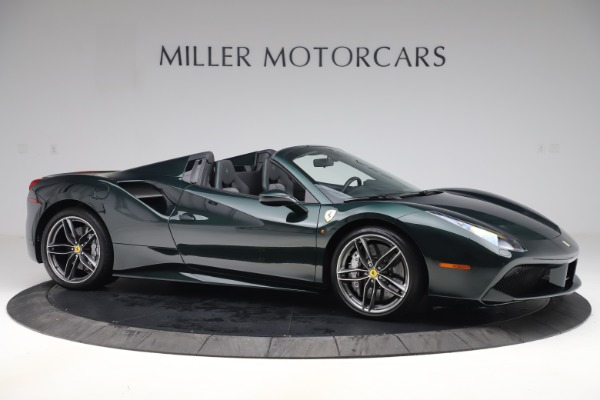 Used 2019 Ferrari 488 Spider Base for sale $329,900 at Pagani of Greenwich in Greenwich CT 06830 10