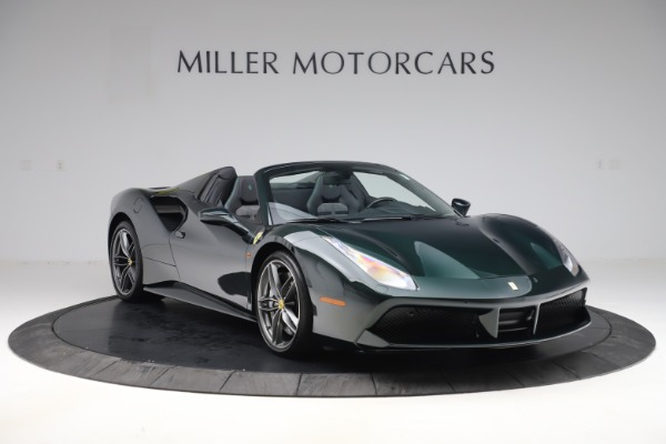 Used 2019 Ferrari 488 Spider Base for sale $329,900 at Pagani of Greenwich in Greenwich CT 06830 11