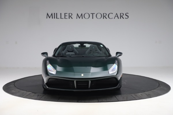 Used 2019 Ferrari 488 Spider Base for sale $329,900 at Pagani of Greenwich in Greenwich CT 06830 12