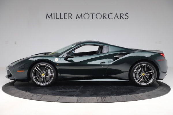 Used 2019 Ferrari 488 Spider Base for sale $329,900 at Pagani of Greenwich in Greenwich CT 06830 14