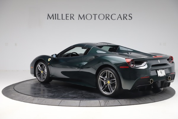 Used 2019 Ferrari 488 Spider Base for sale $329,900 at Pagani of Greenwich in Greenwich CT 06830 15