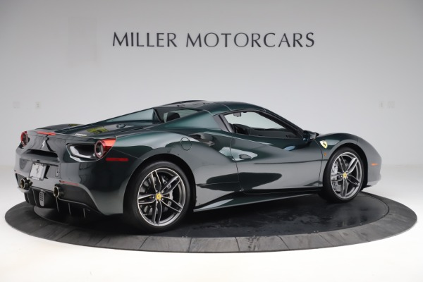 Used 2019 Ferrari 488 Spider Base for sale $329,900 at Pagani of Greenwich in Greenwich CT 06830 16