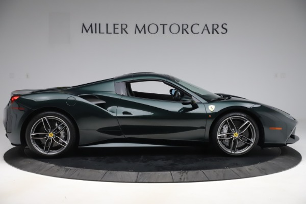 Used 2019 Ferrari 488 Spider Base for sale $329,900 at Pagani of Greenwich in Greenwich CT 06830 17
