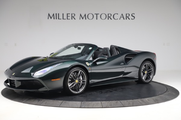 Used 2019 Ferrari 488 Spider Base for sale $329,900 at Pagani of Greenwich in Greenwich CT 06830 2