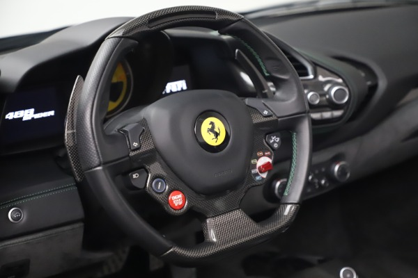 Used 2019 Ferrari 488 Spider Base for sale $329,900 at Pagani of Greenwich in Greenwich CT 06830 26