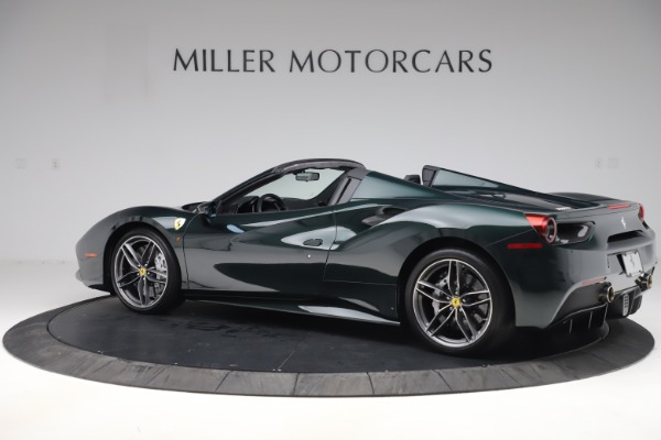 Used 2019 Ferrari 488 Spider Base for sale $329,900 at Pagani of Greenwich in Greenwich CT 06830 4
