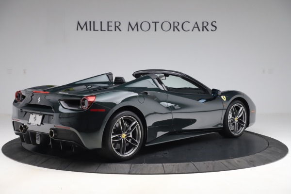 Used 2019 Ferrari 488 Spider Base for sale $329,900 at Pagani of Greenwich in Greenwich CT 06830 8