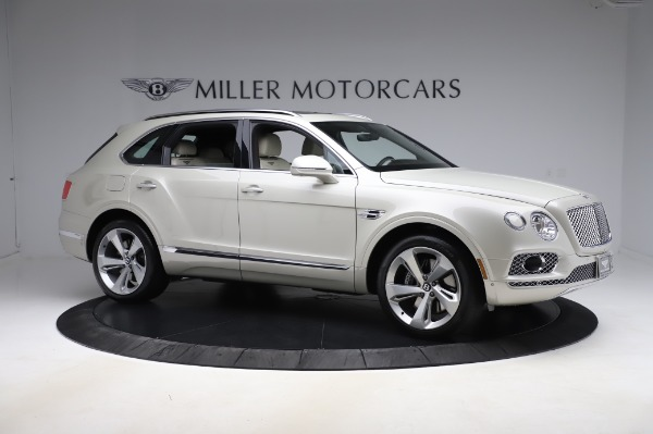 Used 2018 Bentley Bentayga Onyx Edition for sale Call for price at Pagani of Greenwich in Greenwich CT 06830 10