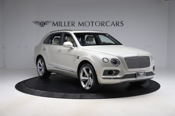 Used 2018 Bentley Bentayga Onyx Edition for sale Call for price at Pagani of Greenwich in Greenwich CT 06830 11