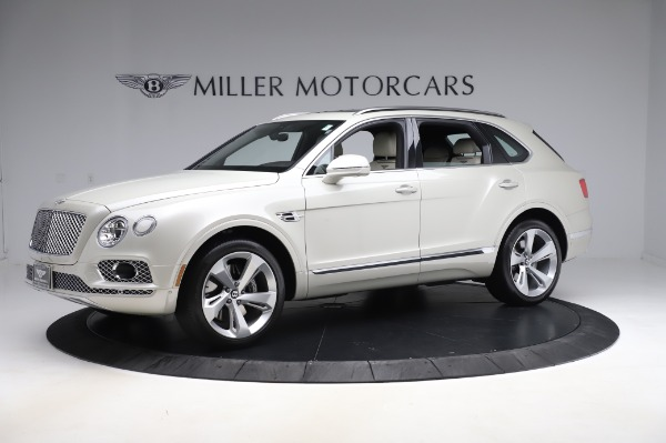 Used 2018 Bentley Bentayga Onyx Edition for sale Call for price at Pagani of Greenwich in Greenwich CT 06830 2