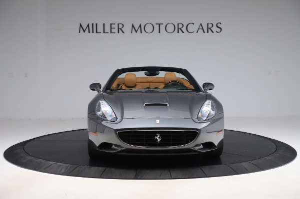 Used 2014 Ferrari California 30 for sale Call for price at Pagani of Greenwich in Greenwich CT 06830 11