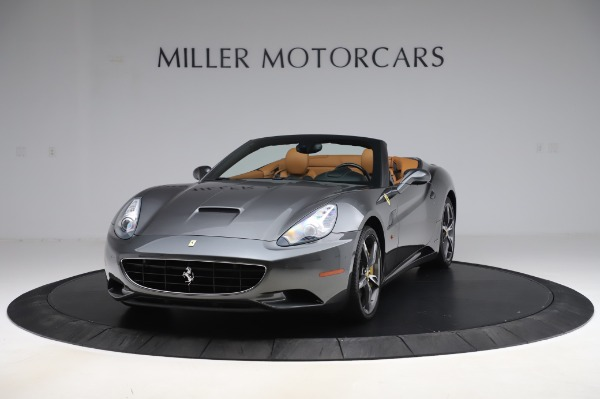 Used 2014 Ferrari California 30 for sale Call for price at Pagani of Greenwich in Greenwich CT 06830 12