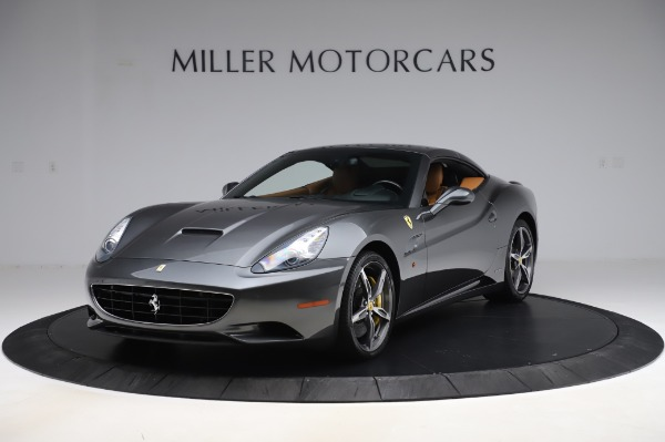 Used 2014 Ferrari California 30 for sale Call for price at Pagani of Greenwich in Greenwich CT 06830 13