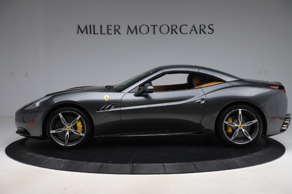 Used 2014 Ferrari California 30 for sale Call for price at Pagani of Greenwich in Greenwich CT 06830 14