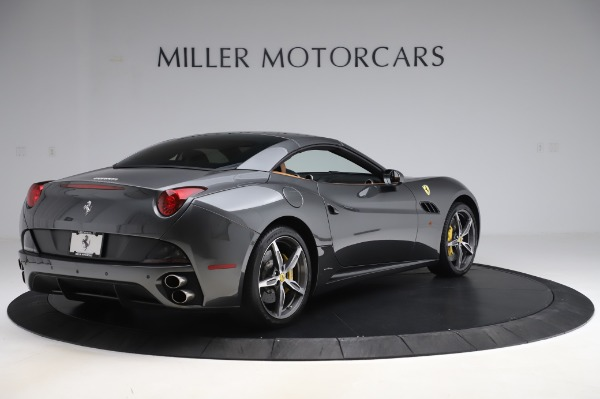 Used 2014 Ferrari California 30 for sale Call for price at Pagani of Greenwich in Greenwich CT 06830 16