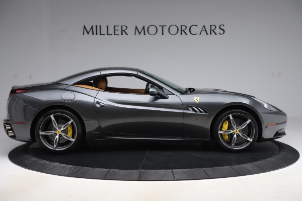 Used 2014 Ferrari California 30 for sale Call for price at Pagani of Greenwich in Greenwich CT 06830 17