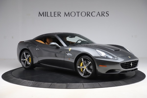 Used 2014 Ferrari California 30 for sale Call for price at Pagani of Greenwich in Greenwich CT 06830 18