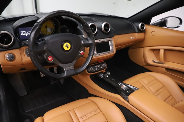 Used 2014 Ferrari California 30 for sale Call for price at Pagani of Greenwich in Greenwich CT 06830 19