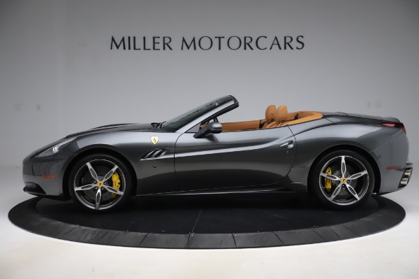Used 2014 Ferrari California 30 for sale Call for price at Pagani of Greenwich in Greenwich CT 06830 2