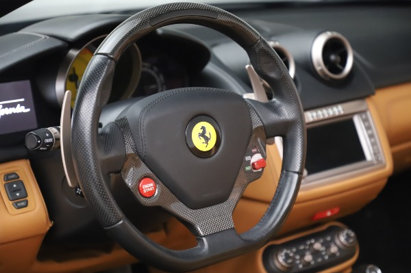 Used 2014 Ferrari California 30 for sale Call for price at Pagani of Greenwich in Greenwich CT 06830 22