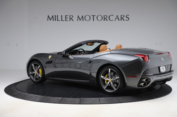 Used 2014 Ferrari California 30 for sale Call for price at Pagani of Greenwich in Greenwich CT 06830 3