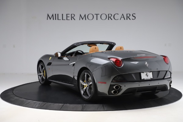 Used 2014 Ferrari California 30 for sale Call for price at Pagani of Greenwich in Greenwich CT 06830 4