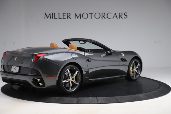 Used 2014 Ferrari California 30 for sale Call for price at Pagani of Greenwich in Greenwich CT 06830 7