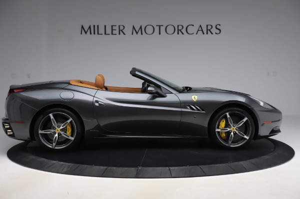 Used 2014 Ferrari California 30 for sale Call for price at Pagani of Greenwich in Greenwich CT 06830 8