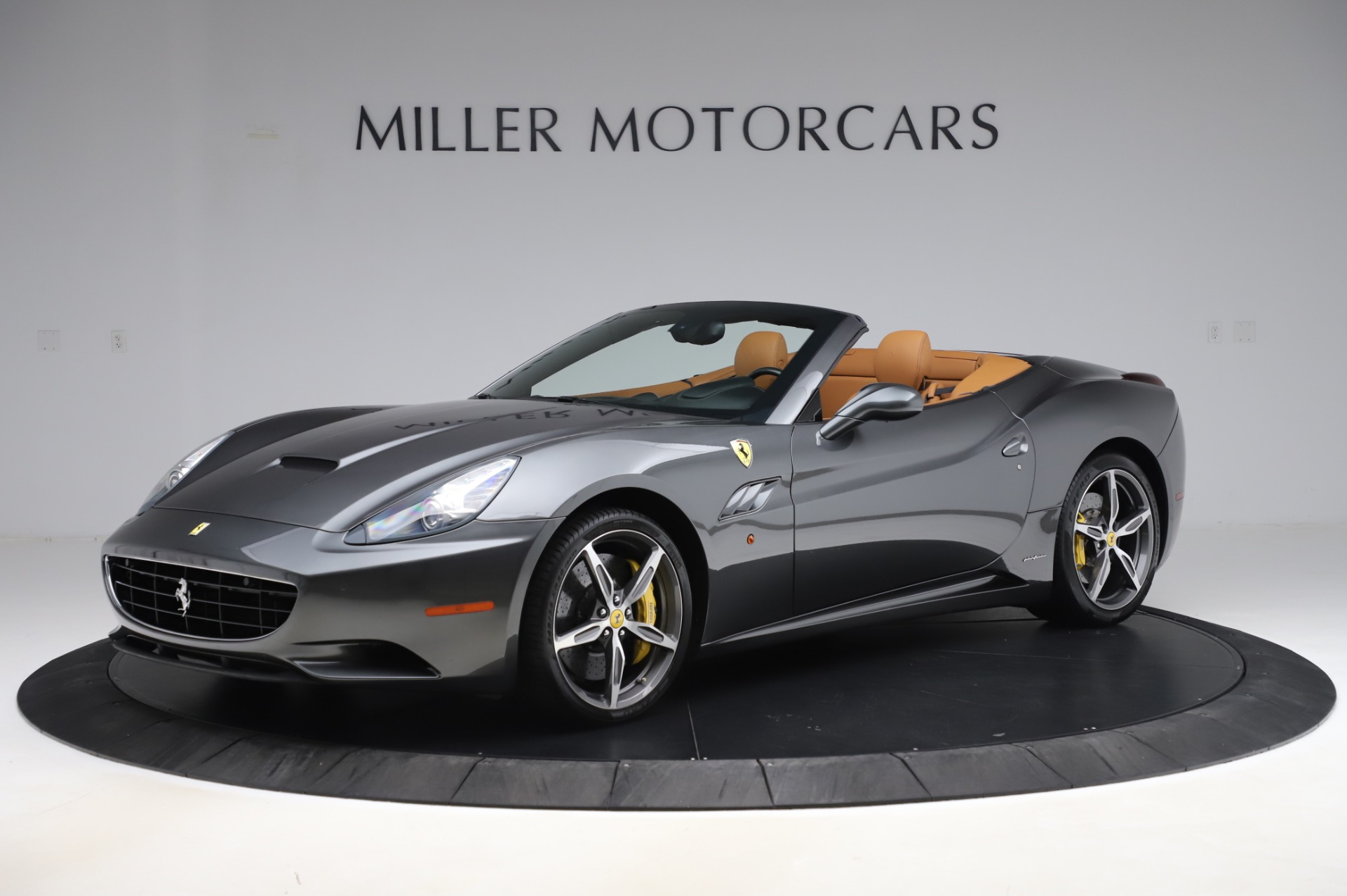 Used 2014 Ferrari California 30 for sale Call for price at Pagani of Greenwich in Greenwich CT 06830 1