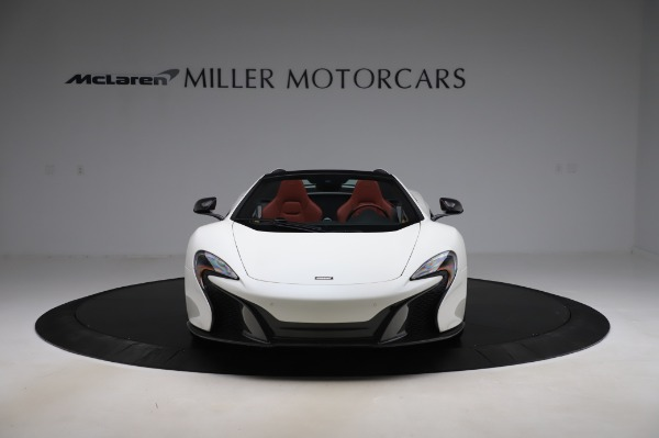 Used 2016 McLaren 650S Spider for sale $159,900 at Pagani of Greenwich in Greenwich CT 06830 15