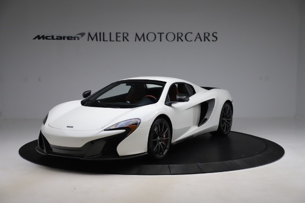 Used 2016 McLaren 650S Spider for sale $159,900 at Pagani of Greenwich in Greenwich CT 06830 16