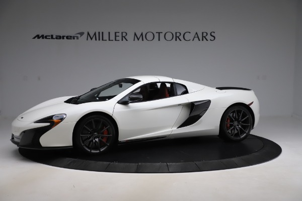 Used 2016 McLaren 650S Spider for sale $159,900 at Pagani of Greenwich in Greenwich CT 06830 17