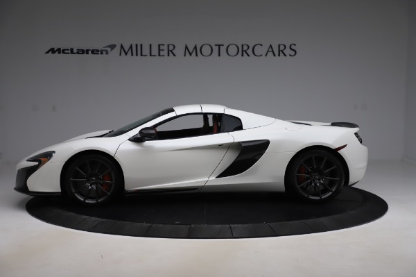Used 2016 McLaren 650S Spider for sale $159,900 at Pagani of Greenwich in Greenwich CT 06830 18
