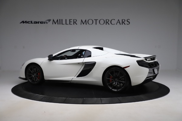 Used 2016 McLaren 650S Spider for sale $159,900 at Pagani of Greenwich in Greenwich CT 06830 19