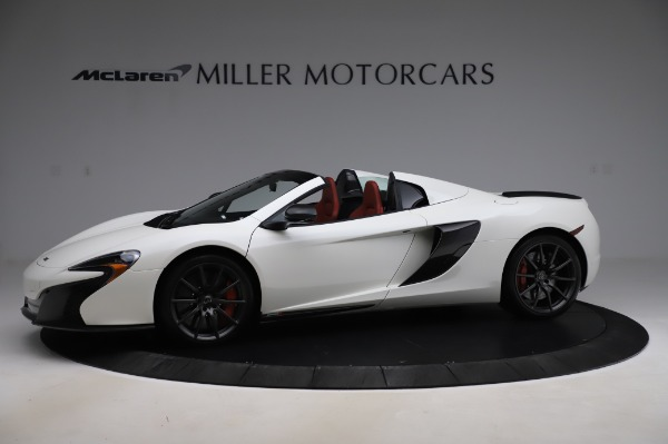 Used 2016 McLaren 650S Spider for sale $159,900 at Pagani of Greenwich in Greenwich CT 06830 2