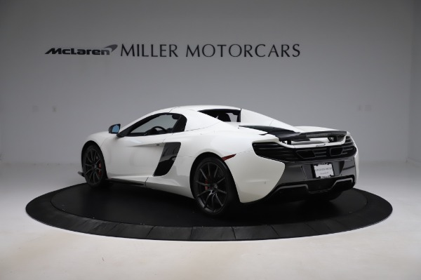 Used 2016 McLaren 650S Spider for sale $159,900 at Pagani of Greenwich in Greenwich CT 06830 20