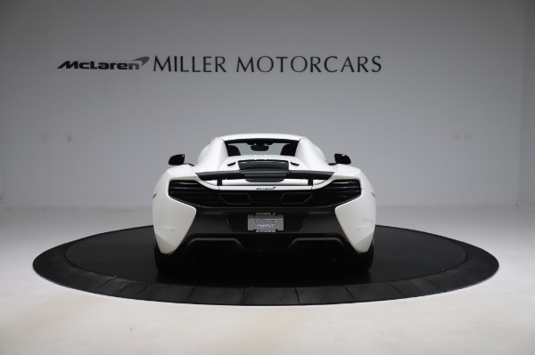Used 2016 McLaren 650S Spider for sale $159,900 at Pagani of Greenwich in Greenwich CT 06830 21
